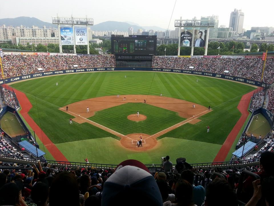 Jamsil Baseball Stadium – GRAND SLAM KBO 822da97ddc50